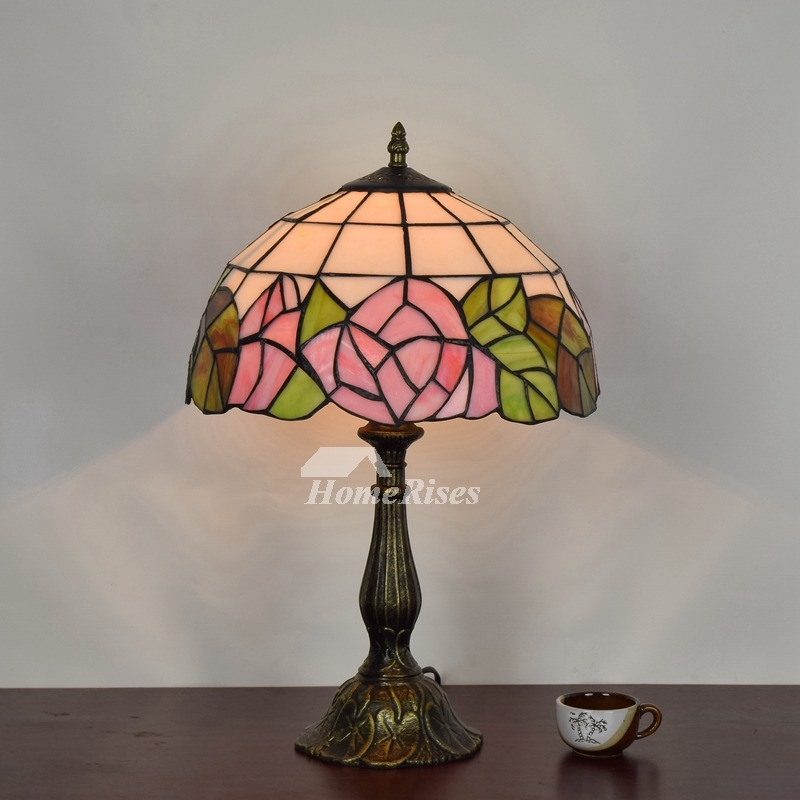 Tiffany Lighting Stained Gl Alloy