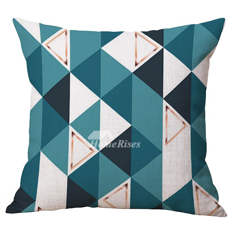 Superbe Decorative Pillows For Couch Nordic Polyester Geometric Square Sofa (Pillow  Core Not Included)