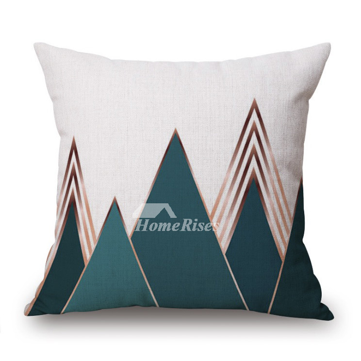 Decorative Pillows For Couch Nordic Polyester Geometric Square Sofa (Pillow  Core Not Included)