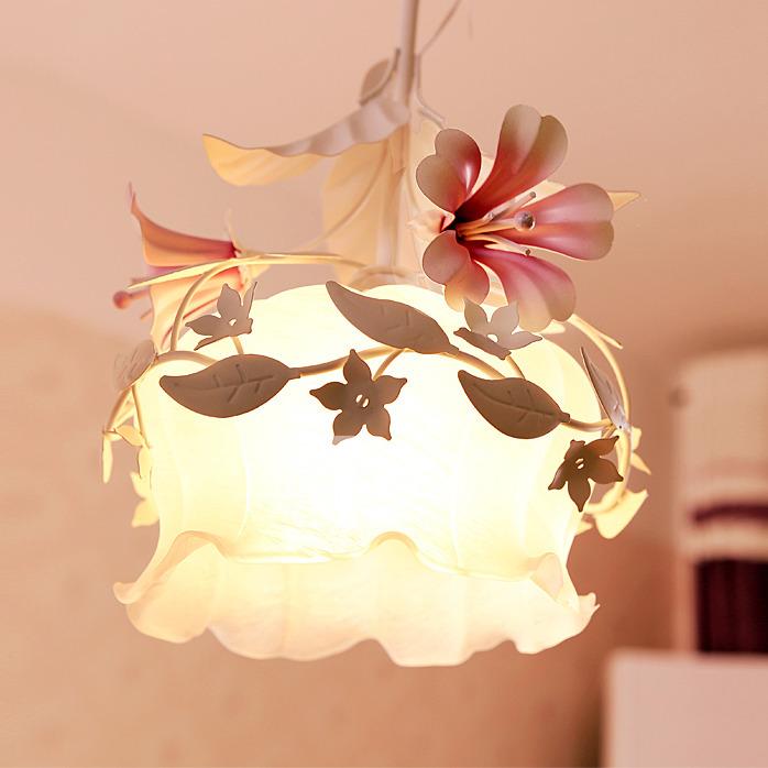Flower Pendant Light Hanging Fixture