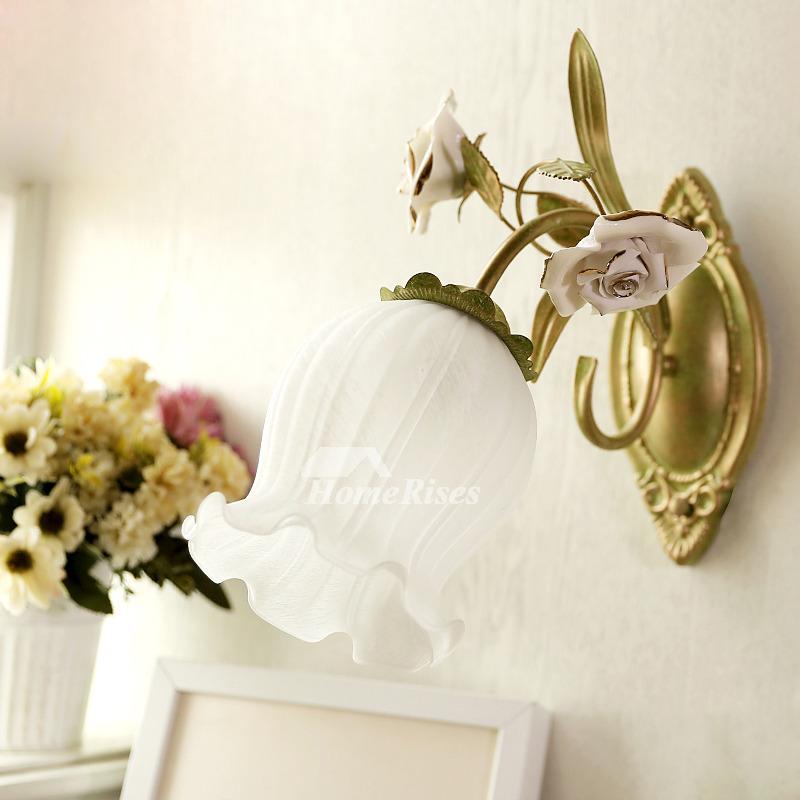 Pictures Show Decorative Wall Sconces Flower