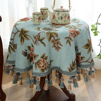 Round Cloth Tablecloths