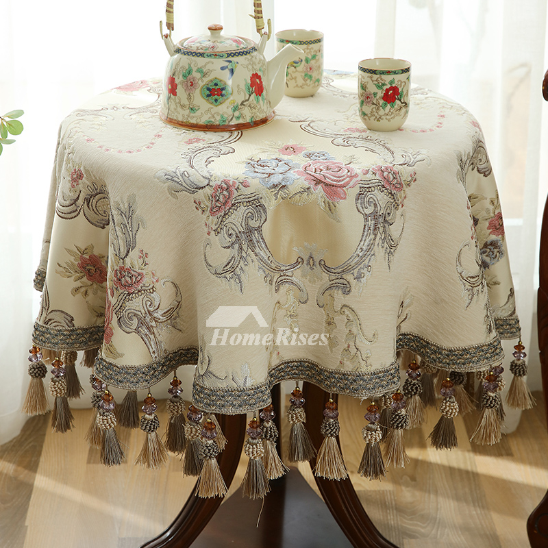 Tablecloths For Sale Wholesale Round Fabric French