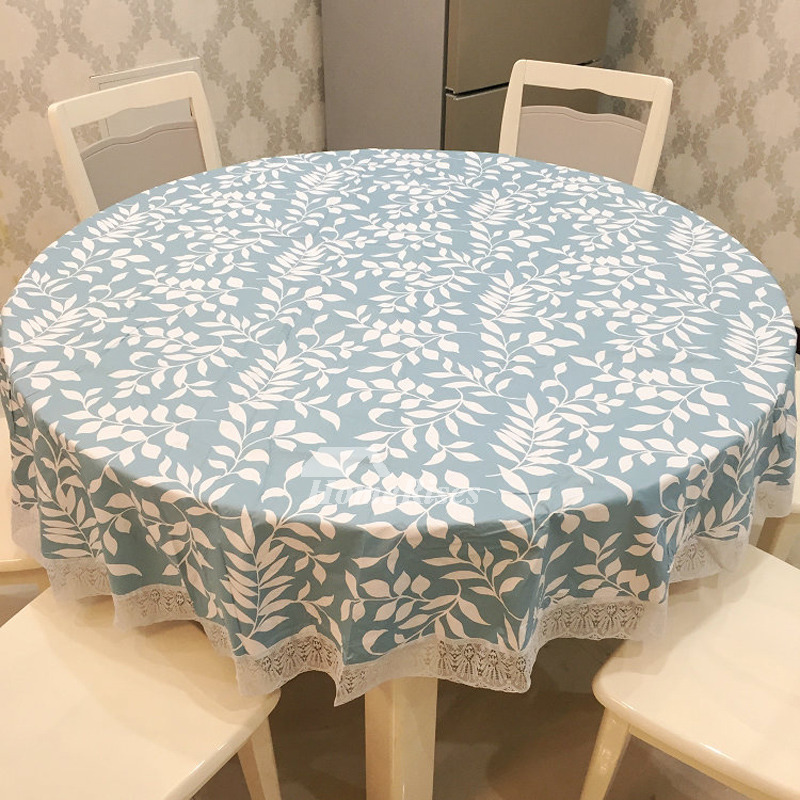 Kitchen Tablecloth 70 Inch Plastic Pvc Waterproof Discount