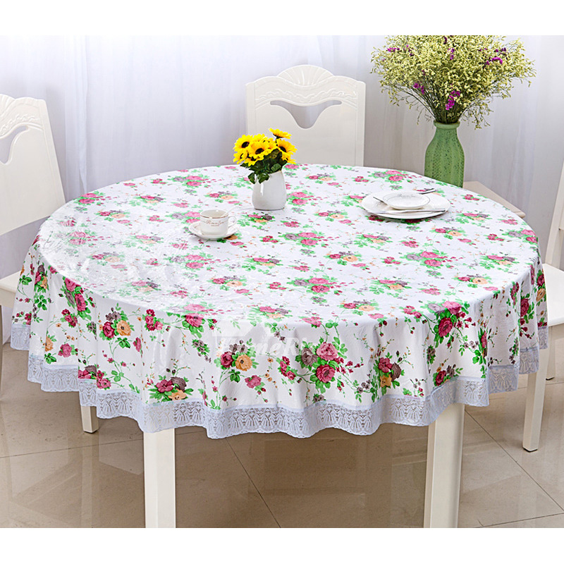Quality Pvc Gold Coffee Table Cloth Yellow Waterproof ...