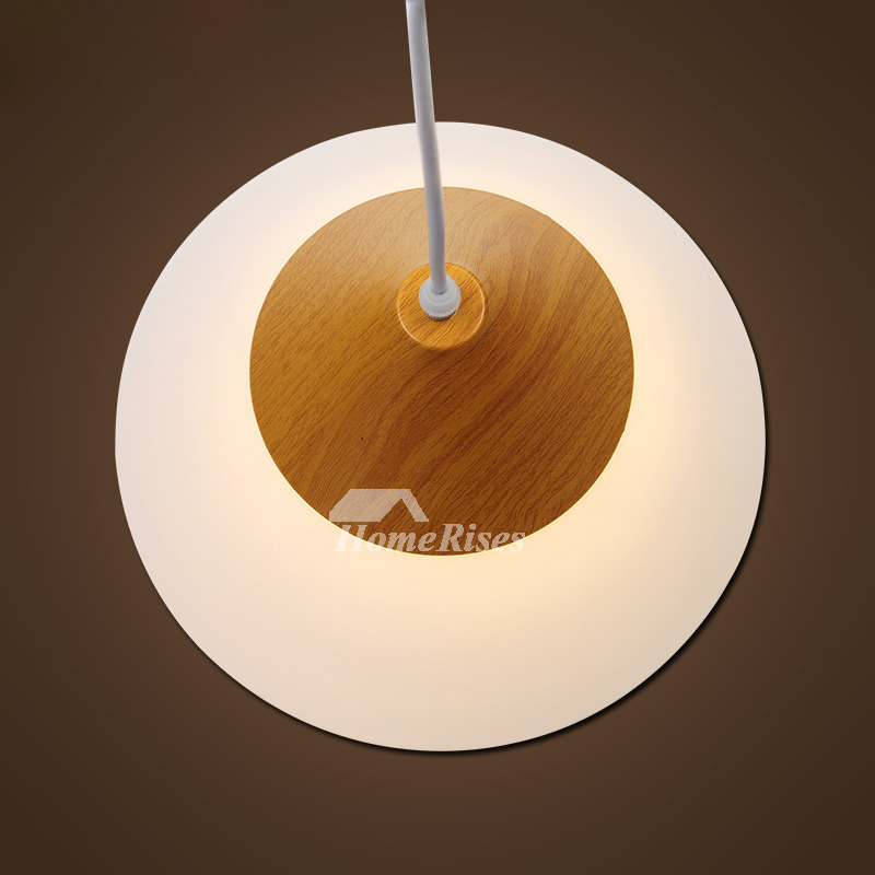Unique Modern Kitchen Pendant Light Wrought Iron Glass