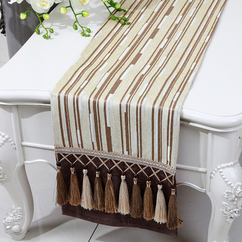 Cotton Linen Table Runner