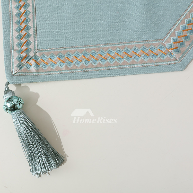 Dining Table Runner Tablecloth European Country Holiday ...