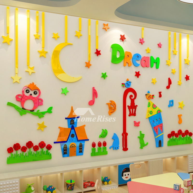 Wall Art Stickers Decor Acrylic