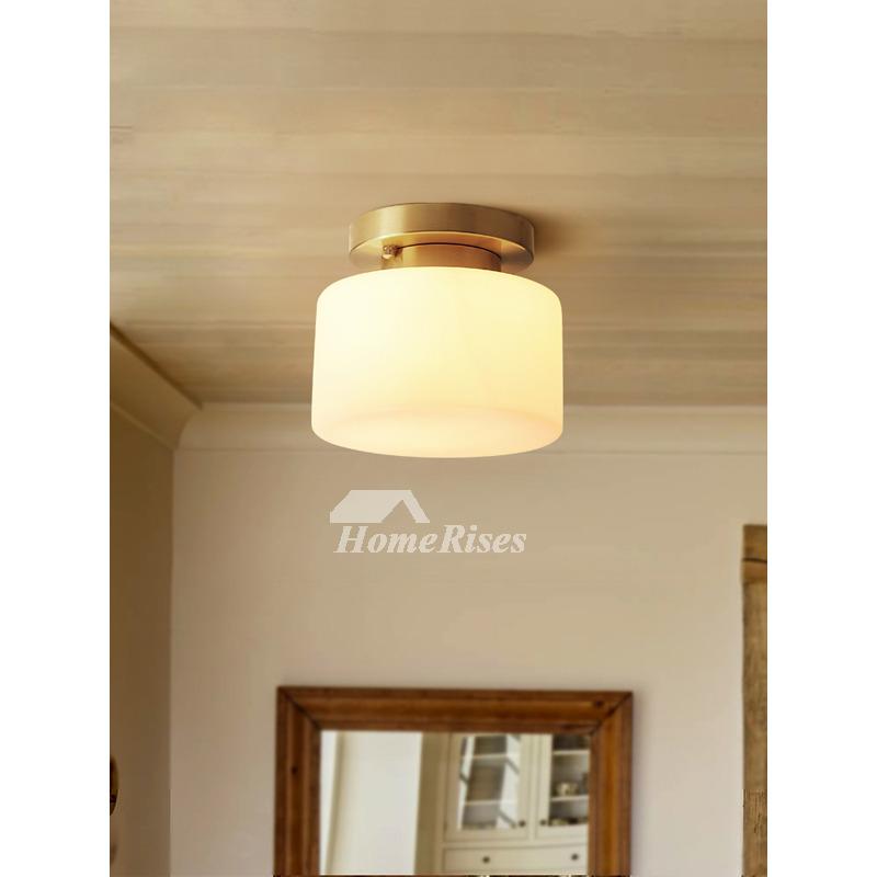 Polished Br Ceiling Lights Modern