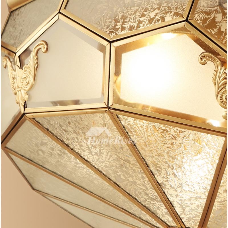 Solid Br Carved Antique Ceiling