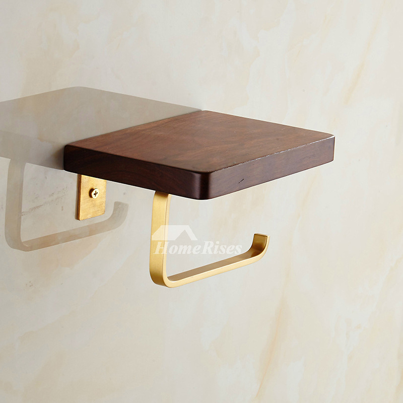 Decorative Wall Mount Paper Towel Holder from www.homerises.com