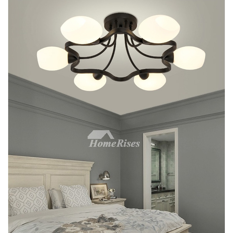 Bedroom Ceiling Lights Modern Creative