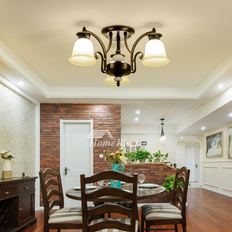 Modern Home Chandelier Restaurant, Dining Room Ceiling Lights