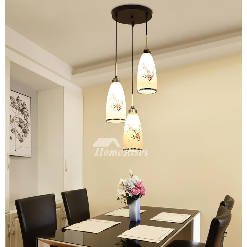Fish Line Chandelier Light Pendant, Dining Room Chandelier Lighting