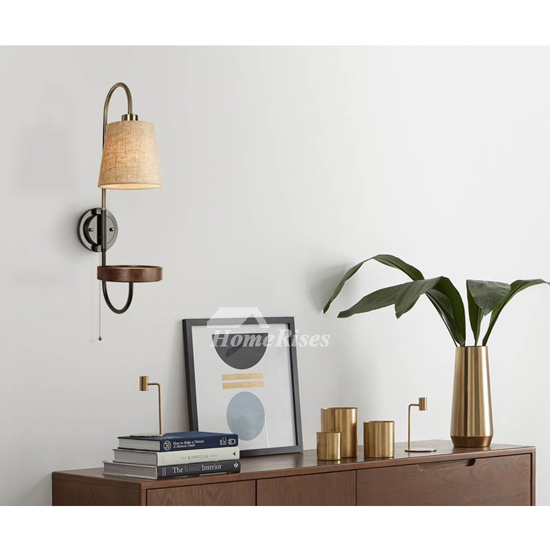 Nordic Wall Lamp Bedroom Reading Room, Bedside Reading Wall Lamps