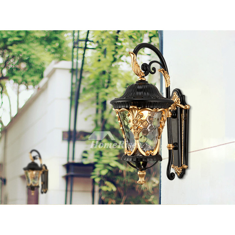 Wall Mounted Outdoor Lights Vintage