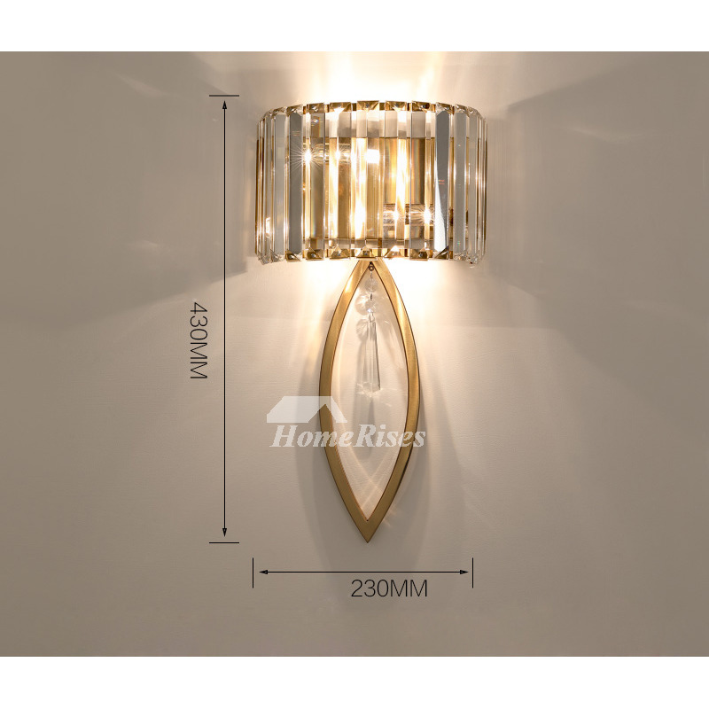 Luxury Hardware Interior Wall Lights
