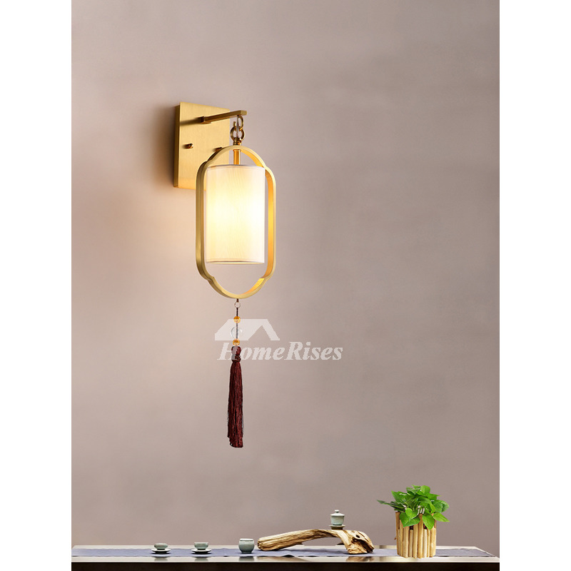 Br New Chinese Style Wall Lamp