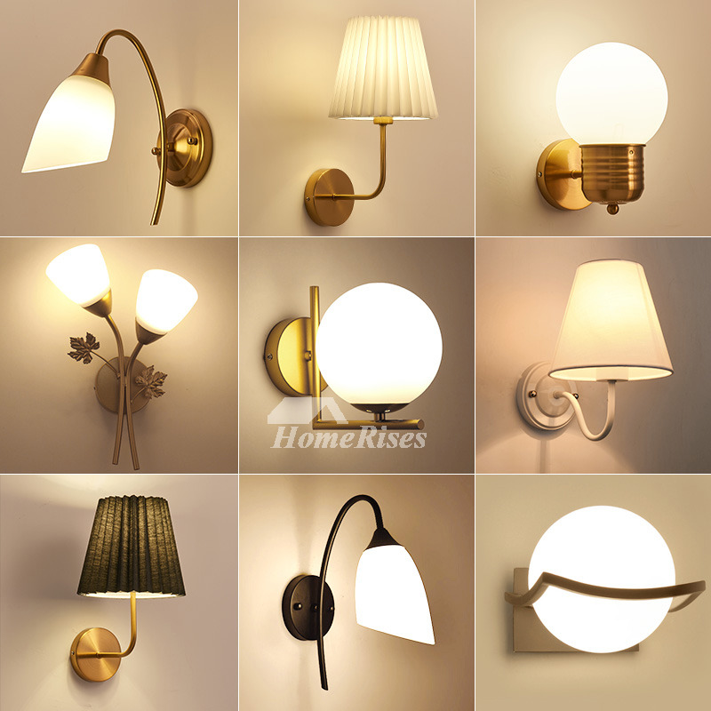 Indoor Wall Sconces Spherical Gl