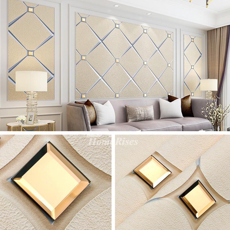 Decor Changer Ideas Living Room, Modern Wallpaper Designs For Living Room